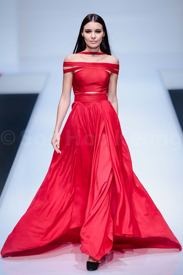 Anthony Ramirez Collection - Kuala Lumpur Fashion Week 2014 (KLFW2014)