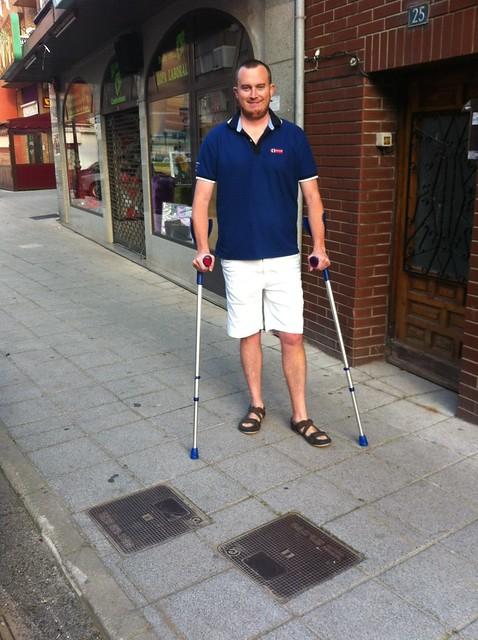 Crutches Rasmussen