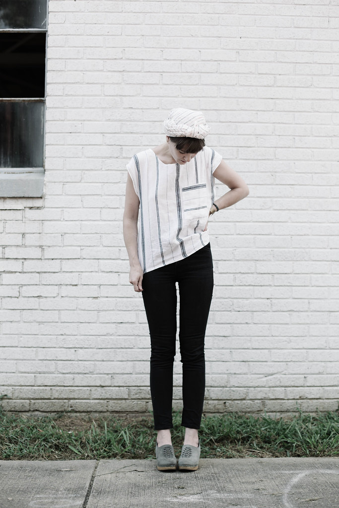 local milk + hackwith design house: the chandler shirt