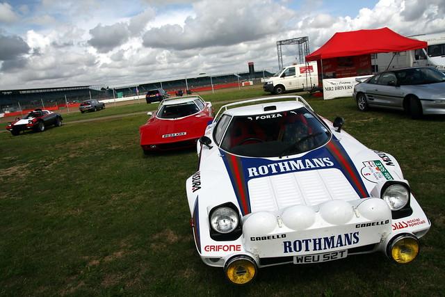 Hawk Lancia Stratos.