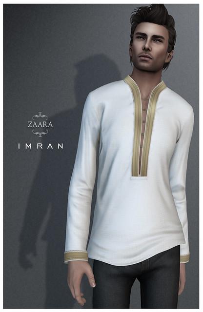 Zaara - Imran kurta ad1