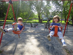 outdoor play equipment, play, recreation, outdoor recreation, leisure, swing, city, public space, playground, park,