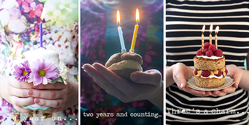 third birthday blog