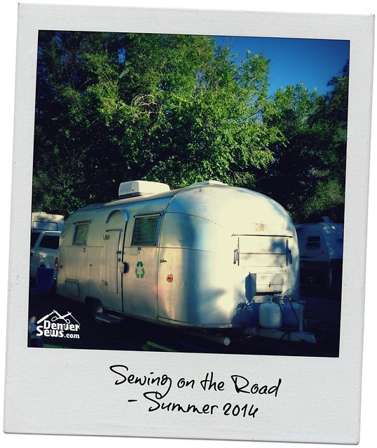 Sewing On The Road - Denver Sews