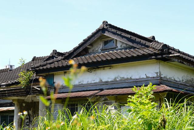 Hualien / 花蓮台鐵員工宿舍