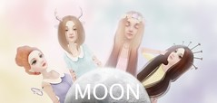 Hair Fair ~ Moon
