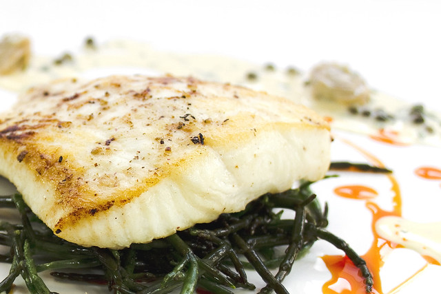 White fish with Champagne sauce © ROH Restaurants 2014
