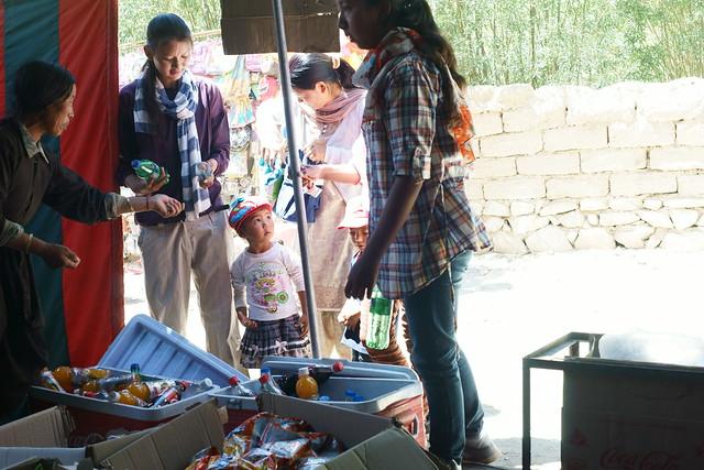 Festival at Takthok Gompa. Ladakh, 06 Aug 2014. 156