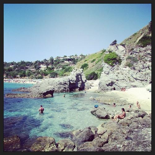 Spiaggia di Capo Vaticano. #amazing #beach #sea #sun #summer #ferragosto #15agosto