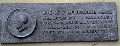 Photo of Black plaque number 31362