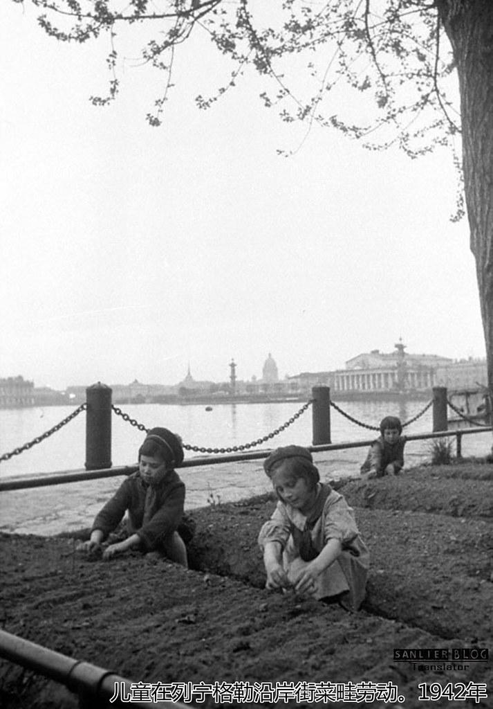 伟大卫国战争中的儿童32