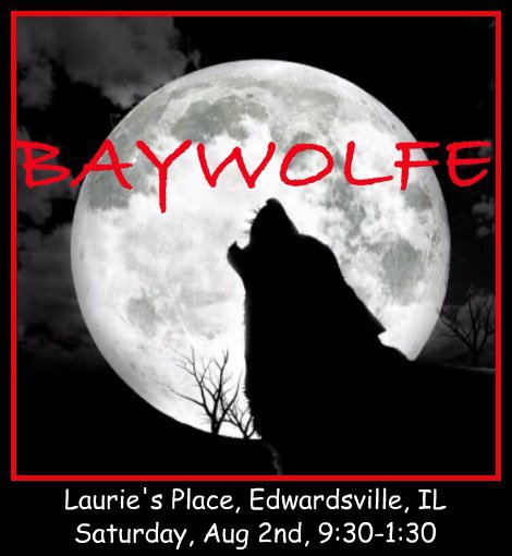 Baywolfe 8-2-14