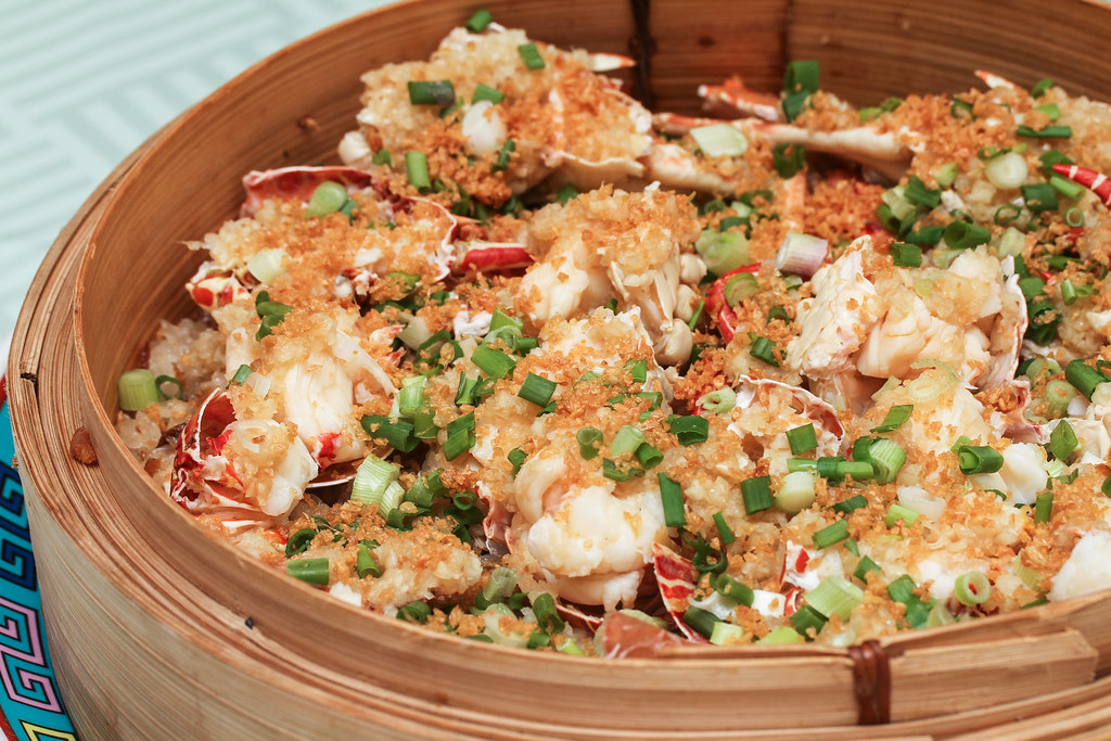 Joyden Seafood: Streamed Lobster With Glutinous Treasure Rice