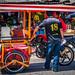 2014 - Mexico - Tuxtla Chico - Taxi por favor, cuánto?