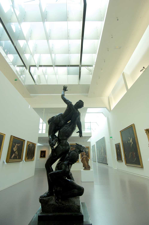 Musée des Beaux-arts : exposition permanente