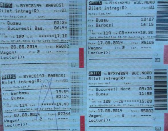 Bilete C.F.R. (2) 14775459370_55856026f2_o