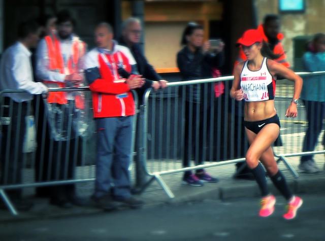 Commonwealth women's marathon