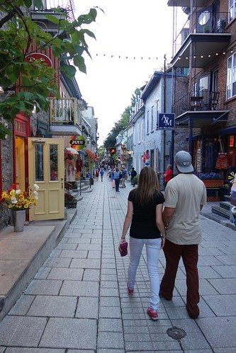 Old town of Quebec City