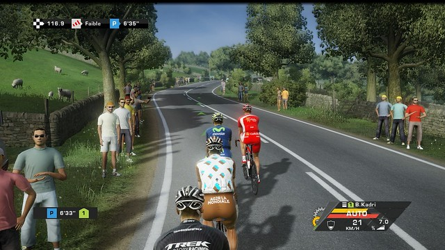 Tour de France 2014 - Screenshot 1