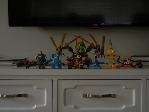 Aug 6 2014 Legos