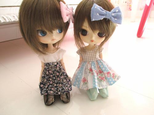 Alissa (coco) & Himeka (ra muw)