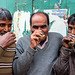DSC07164 - Indian Men Drinking Chai (India)