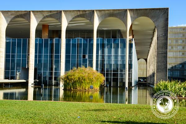 Justice Palace Brasilia