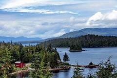 Alaska Logging Town