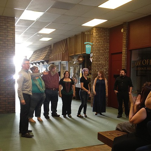 Ada Shakespeare Company @ Ragsdale Conversation Emporium