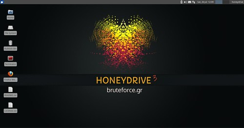 HoneyDrive 3