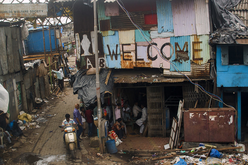 Welcome in Dharavi