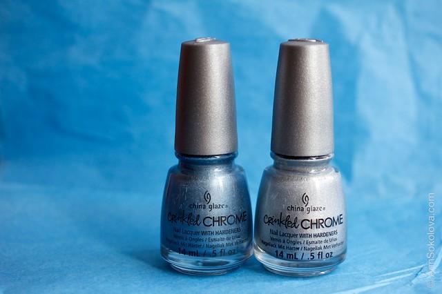 01 China Glaze   Aluminate + Iron Out The Details