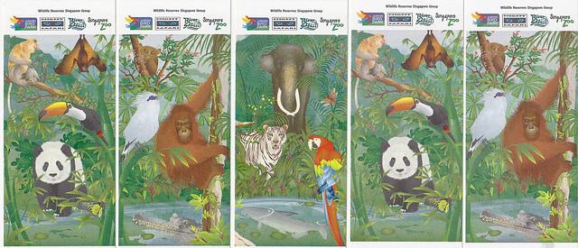 夜間動物園門票 001-2