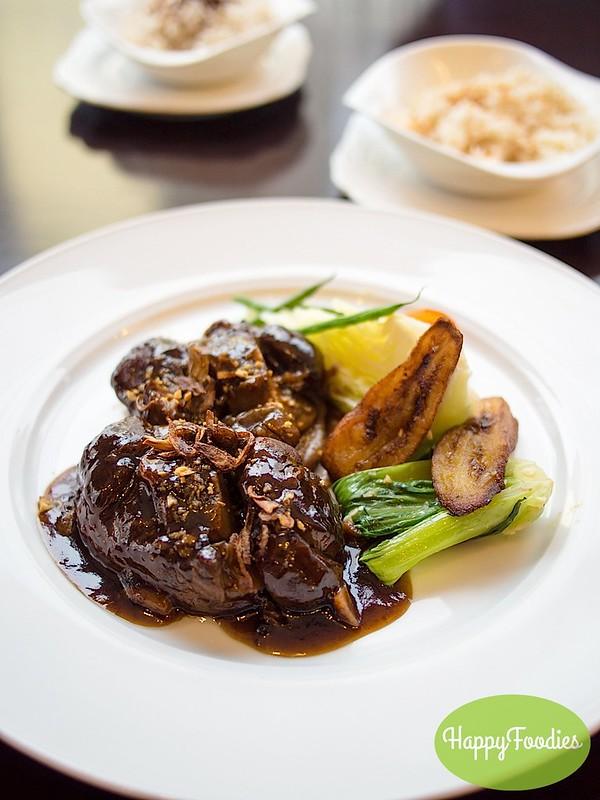 Visayas Style Pork Knucke