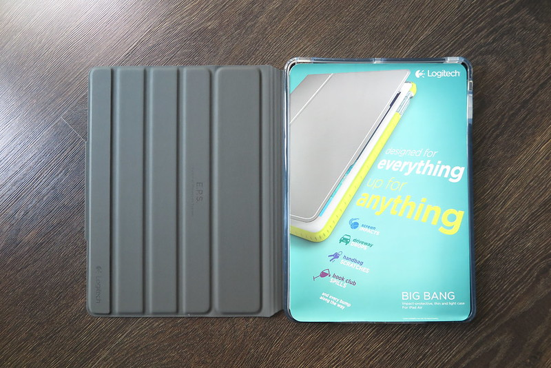 Logitech Big Bang iPad Air Case Review
