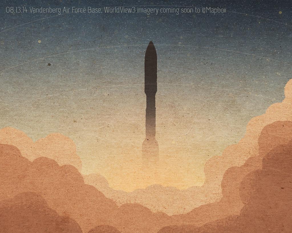 Peluncuran WorldView-3