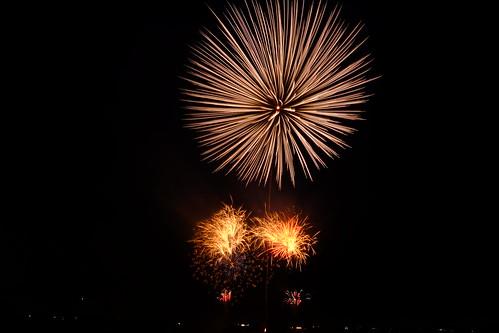 Toride Tone-River Fireworks Festival 2014 13