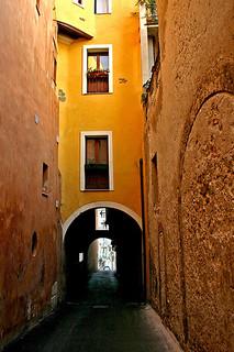 Calle típica.
