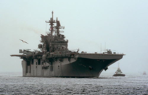 Click here to see more photos of USS America (LHA 6)