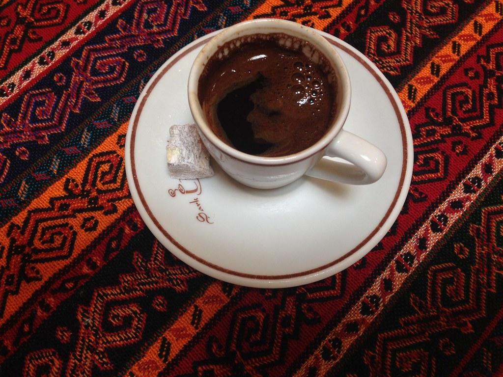 Türk kahvesi - kapalıçarşı