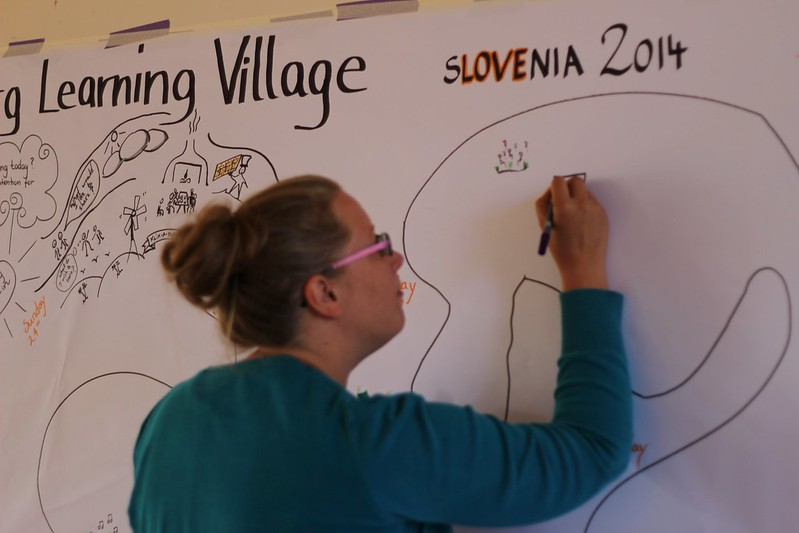 Learning village