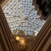 Lobby skylight, looking up. See previous gram for the reflection.