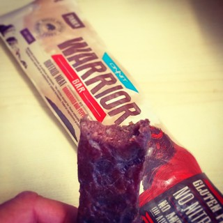 Warrior Jerky Bar