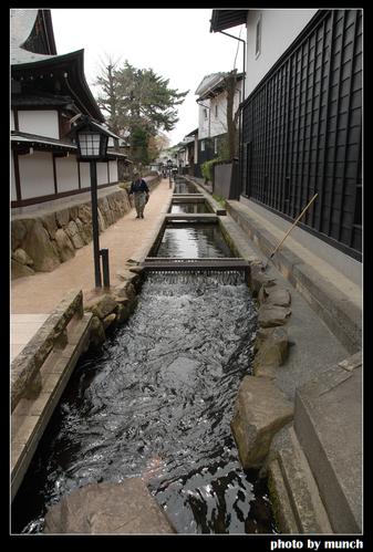 古川町後瀨川。圖片來源:munch