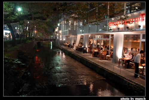 京都府。後瀨川。圖片來源:munch