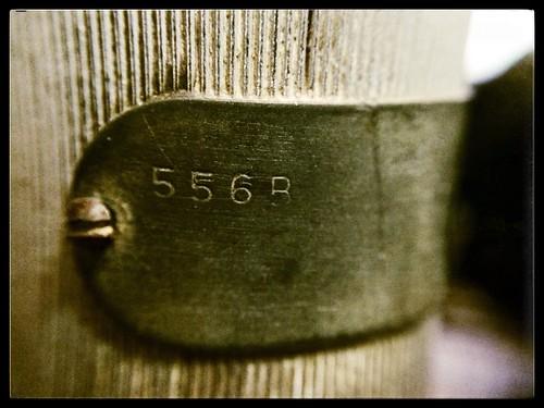 Shure 556B Fatboy