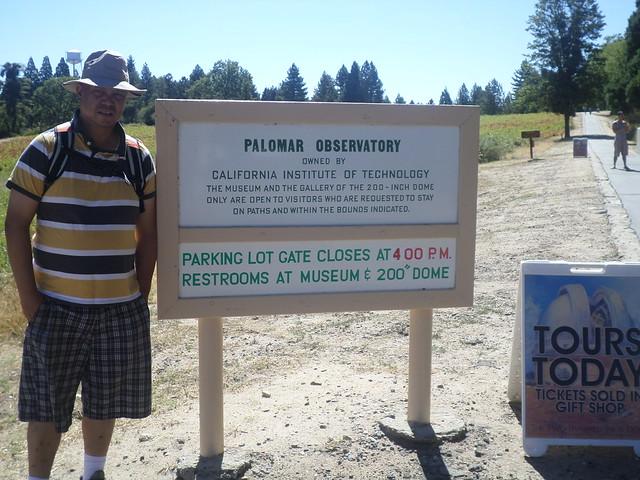 Palomar Observatory Trail Hike