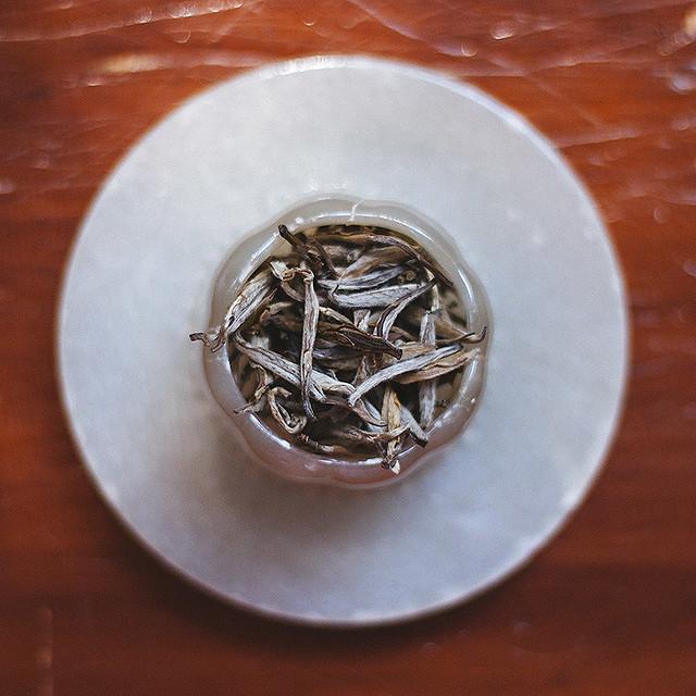 jasmine silver needle white.