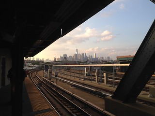 Subway: New York from Brooklyn