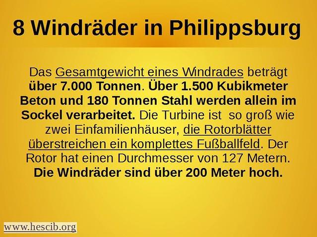 Philippsburg Windraeder